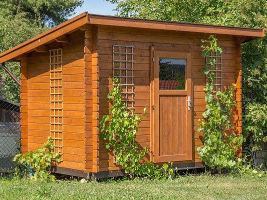 zahradní bouda na nářadí