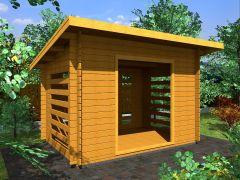 Dřevníky pro palivové dřevo
