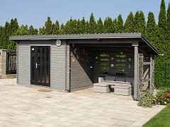 Moderní dřevěné domky