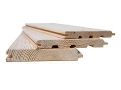Palubky, plotovky a hranoly - Obkladové, podlahové a stěnové PALUBKY