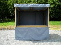 Prodejní stánky - Plátěný stánek