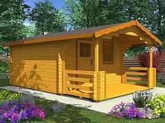 Zahradní domky - Zahradní chatky Luka EKO