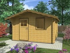 Zahradní chatky - Zahradní domky Laura