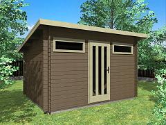 Zahradní domky - Zahradní domky na nářadí Artur EKO