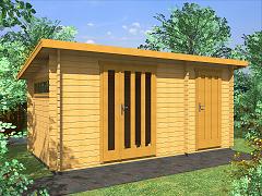 Zahradní domky - Zahradní domky na nářadí Kamal a Toby EKO