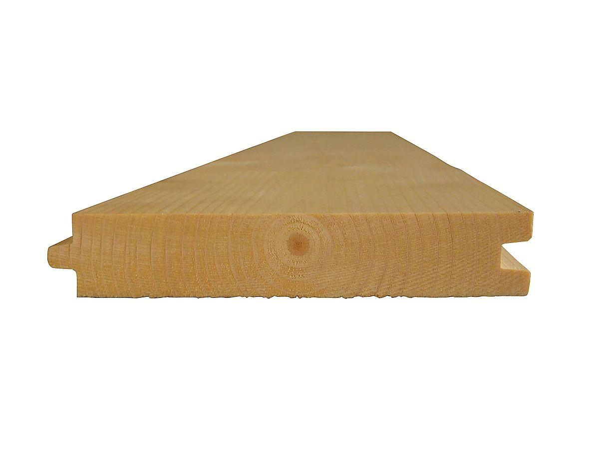 Podlahové palubky - Podlahové palubky BOROVICE 28x146x5100, kvalita A/B