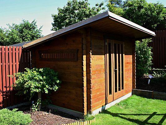 Zahradní domky na nářadí Kevin EKO - Kevin EKO 350x250 28 mm