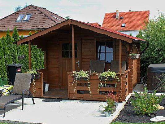 Zahradní chatky Luka - Luka 450x450 33 mm