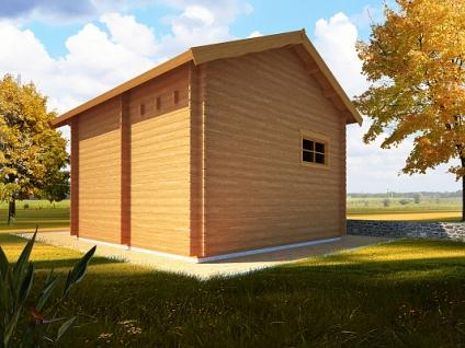 Rekreační chata Ellen (12 -16 m2) - Ellen I 350x350 28 mm