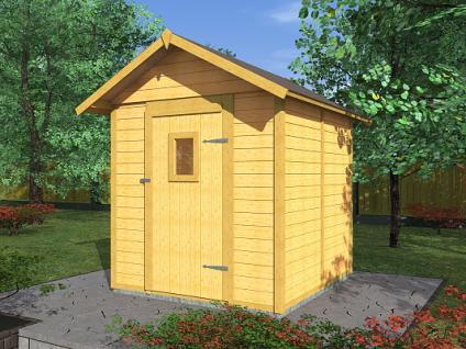 Zahradní domky na nářadí Felix - Felix 190x250