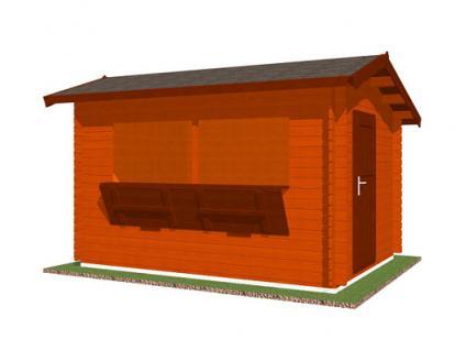 Prodejní stánek Klasik - stánek Klasik 350x250 28 mm