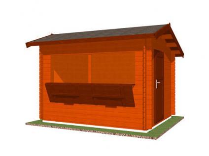 Prodejní stánek Klasik - stánek Klasik 300x250 28 mm