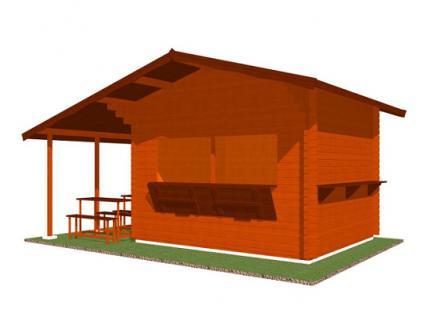 Prodejní stánek Multi - stánek Multi 350x300 28 mm