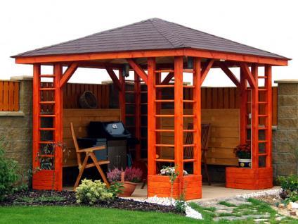 Altán Pavilon - Zahradní altán Pavilon 390x390