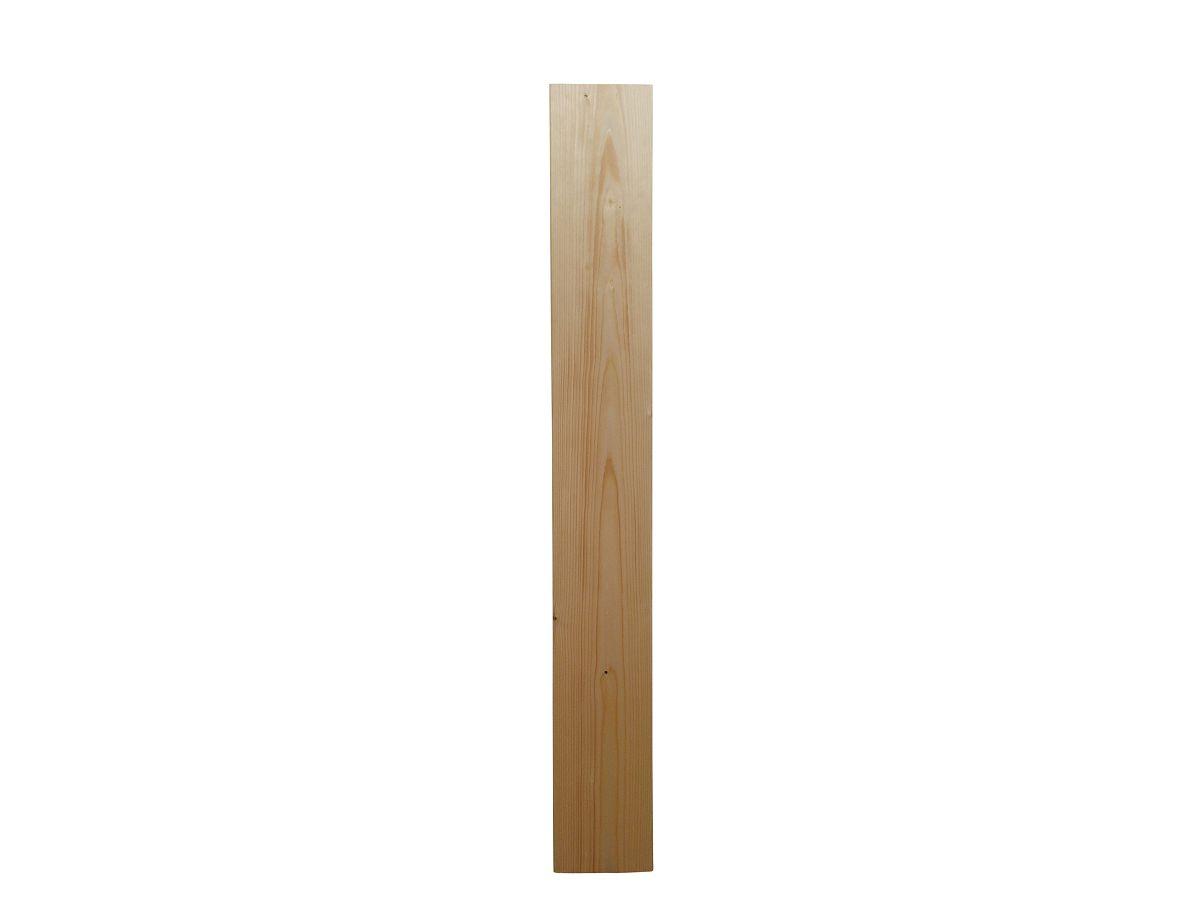 Plotovky s rovným koncem - Plotovky dřevěné ROVNÉ, smrk 18,5x90x1000, kvalita A/B