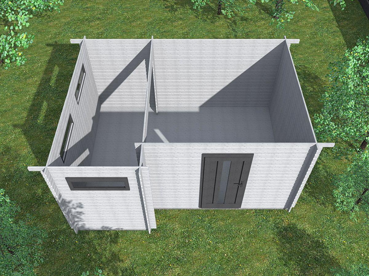 Ueli 450x350 - vnitřní pohled - Vnitřní pohled do moderního domku Ueli.
