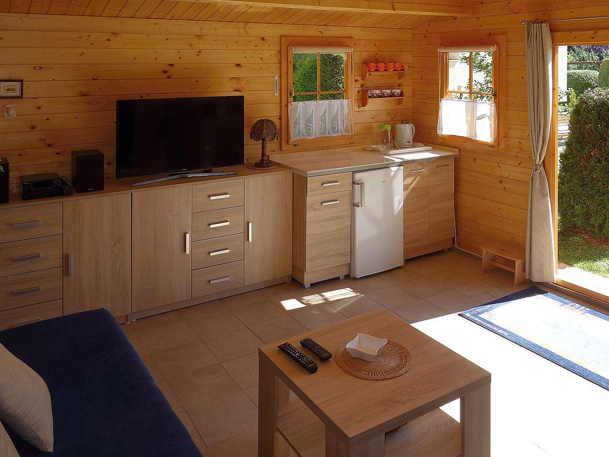 Interiér - Možnost zařízení interiéru.