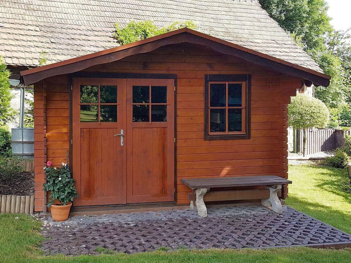 Zahradní domky Laura EKO DD - Laura EKO DD 350x250 28 mm