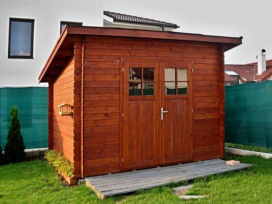 Zahradní domky na nářadí Robin EKO - Robin EKO DD 300x200 28 mm