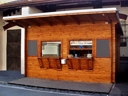 Prodejní stánek Trafik - stánek Trafik 300x200 28 mm