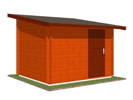 Prodejní stánek Trafik - stánek Trafik 300x250 28 mm