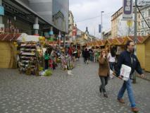 Stánky v Praze