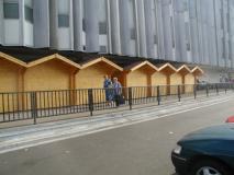 Stánky v Ústí nad Labem